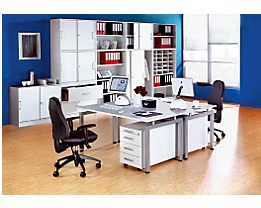 office akktiv STATUS Büroregal