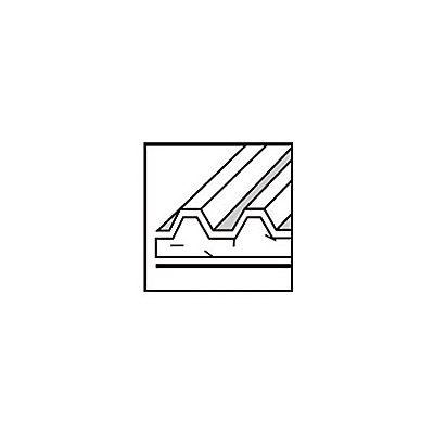 PROJAHN | Hohlprofilbohrer HSS-G 4,9 x 100 mm | VE 10
