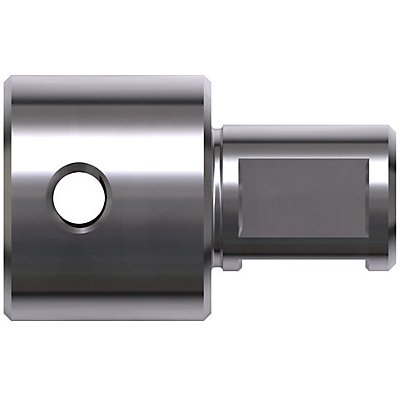 PROJAHN | Adapter mit Weldon-Schaft für Fein Kernbohrer mit Quick-In-Schaft 19mm inkl. Aus