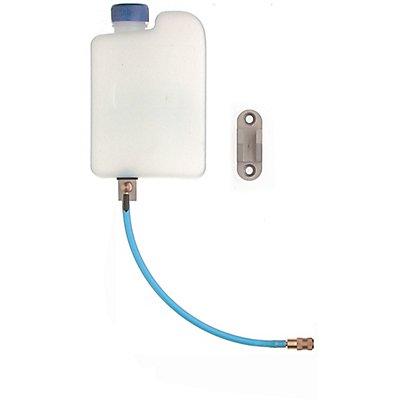 PROJAHN | Kühlmittelbehälter inkl. Halterung und Schliesshahn mit Schauglas