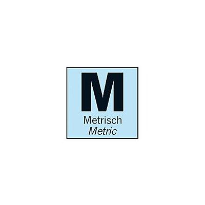 PROJAHN | Gewinde-Bit-Set, 38tlg. M3-M8 mit T-Griff-Knarre und Stecknüssen