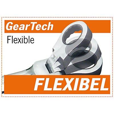 PROJAHN | GearTech Schlüssel Satz Rolltasche 20tlg, flexibel
