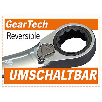 PROJAHN | GearTech Ratschenschlüssel