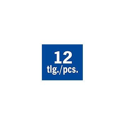 PROJAHN | Gabelringschlüssel Set Zoll 12tlg
