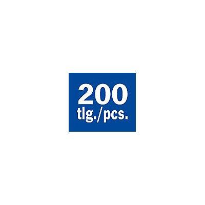 "PROJAHN | 1/4"" proficraft Bit Box 200tlg"