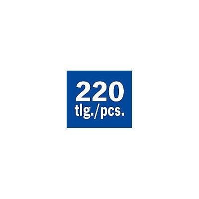 PROJAHN | Bohrer-Magazin HSS-R 170tlg 1-10/0,5 mm ECO