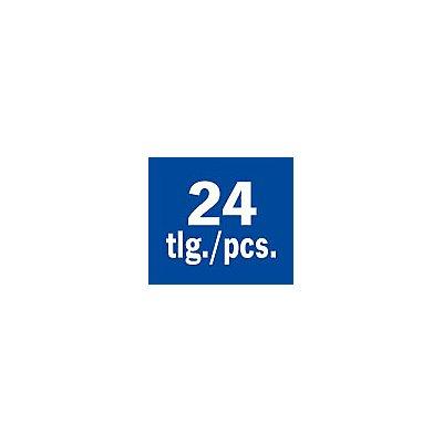 PROJAHN | Bohrerkassette HSS-Co 24tlg 1-10,5/0,5 mm ECO