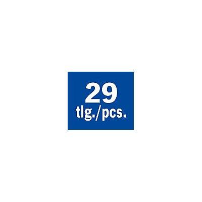 PROJAHN   Gewinde Bohrzeug Satz HSS-G 29tlg M3-M12