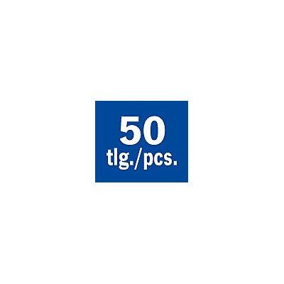 PROJAHN | Bohrerkassette DIN 338 HSS-G 50tlg 1-5,9/0,1 mm TURBO
