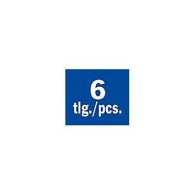 PROJAHN | SuperSchlag PLUS Kassette 6tlg