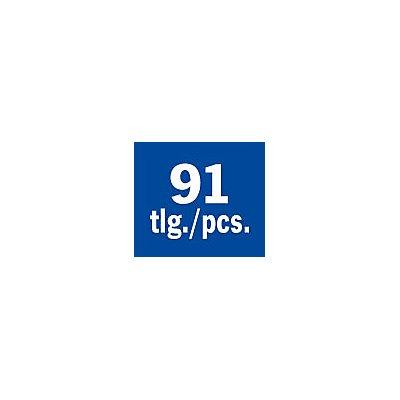 PROJAHN   Bohrerkassette HSS-R 24tlg 1-10,5/0,5 mm ECO