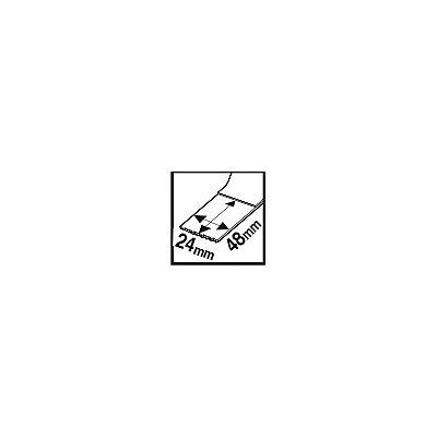 PROJAHN | Tauchsägeblatt für Holz, HCS, Starlock, 24mm x 50mm, 5 VE