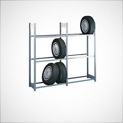 Rayonnages pour pneus Image