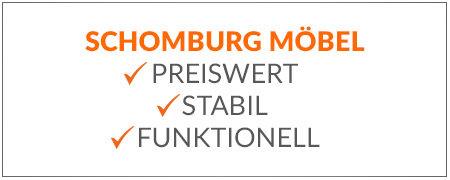 Ihre Vorteile beim Kauf von Schomburg