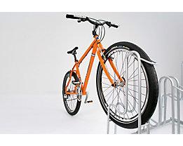 Standparker 4000 BR von WSM - einseitige Radeinstellung
