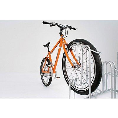 WSM Standparker 4000 BR von WSM - einseitige Radeinstellung
