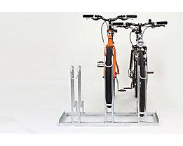 Standparker von WSM - zweiseitige Radeinstellung