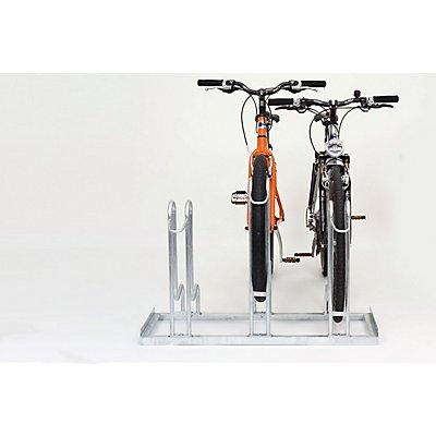 WSM Standparker von WSM - zweiseitige Radeinstellung